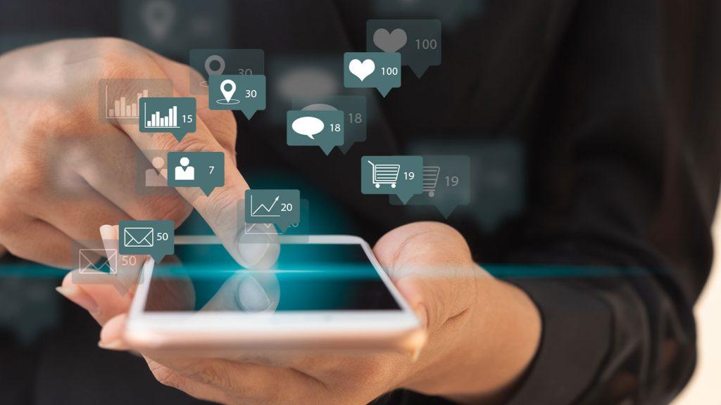 e -ticaret ve sosyal medya reklamları
