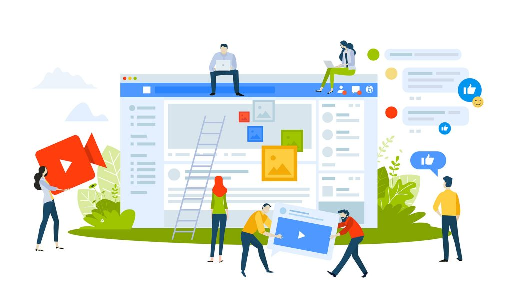 sosyal ağ sitelerinde reklam uygulamaları